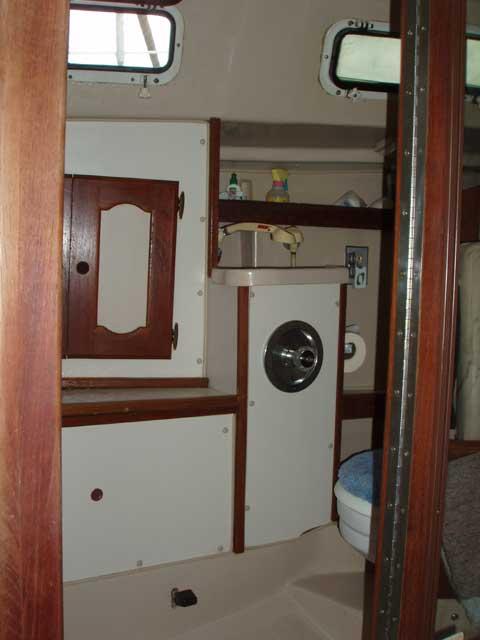 Capital Yachts Newport 33, 1983 sailboat