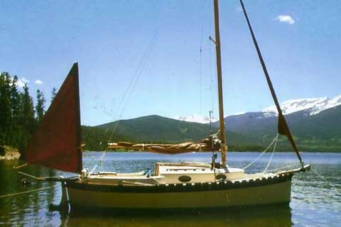 Nimble 20, 1988 sailboat