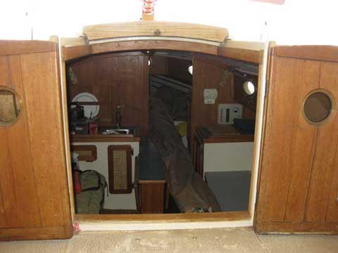 Nimble 24, 1990 sailboat