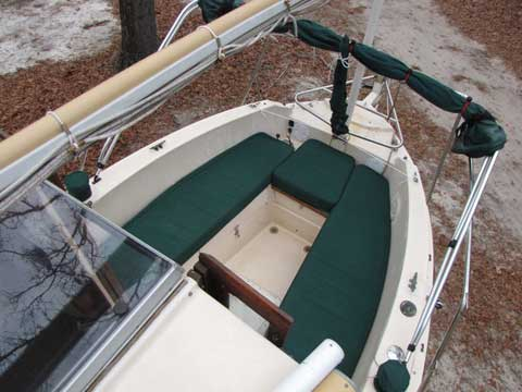 Nimble Kodiak 26 sailboat