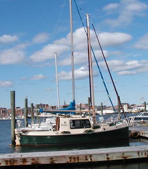 Nimble Kodiak 28, 2004, Portland, Maine, $26,000, Ad expired