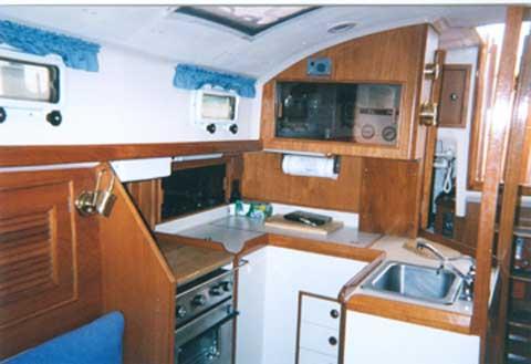 Nonsuch 36 sailboat