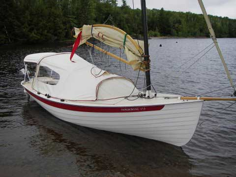 Norseboat 17 5 Sailboat For Sale