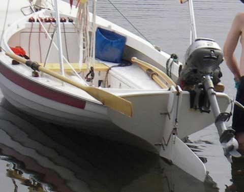 Norseboat 17.5 sailboat