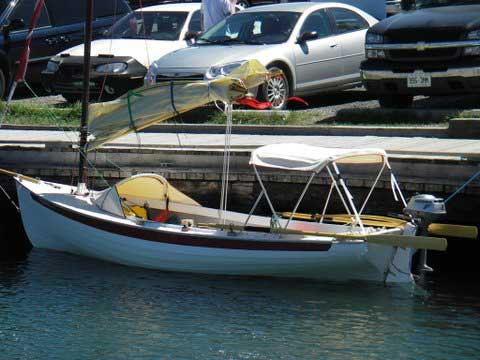 Trailer Bill Of Sale Texas >> Norseboat 17.5 sailboat for sale