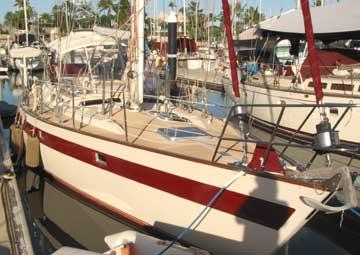 1984 Norseman 447 sailboat