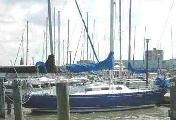 1974 Northstar 30 sailboat