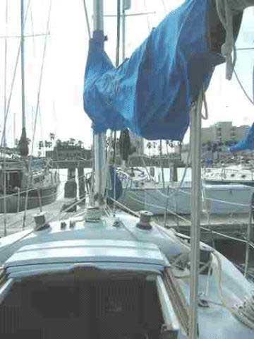 1974 Northstar 30 sailboat