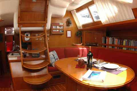 Northwind 43 Yacht For Sale