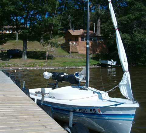 Oday 17 Daysailer II sailboat