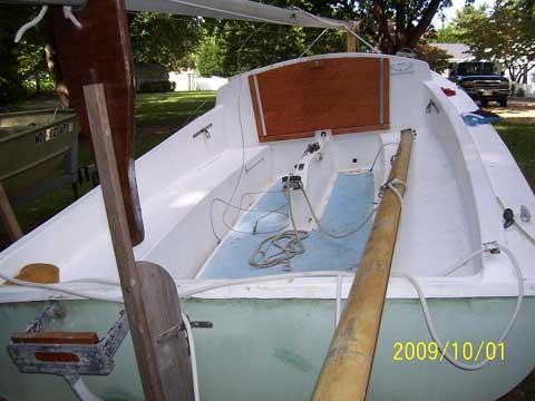Oday Daysailer Ii Sailboat For Sale