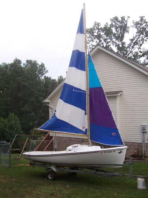 O'Day, Daysailer II sailboat