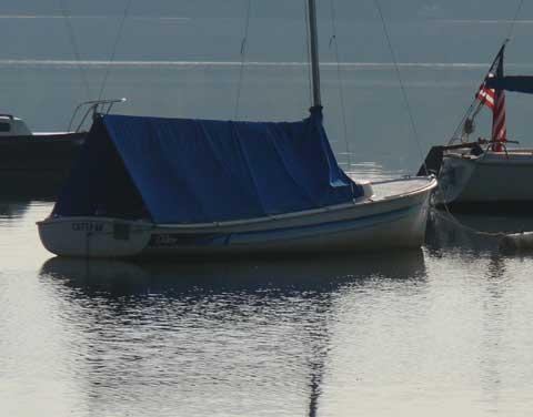 O'Day Day Sailer 16'9