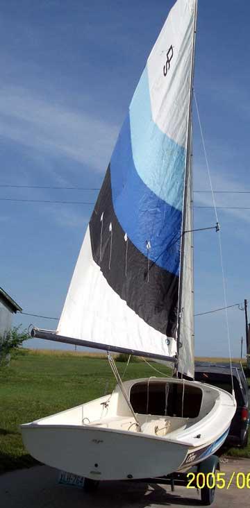 Oday Daysailer Sailboat For Sale Used Sailboats