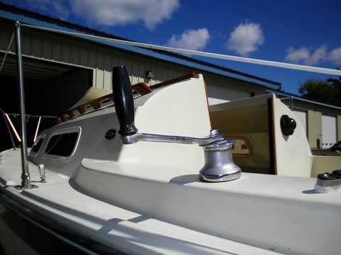 O'Day 22, 1979 sailboat
