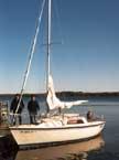 Oday 222 sailboats
