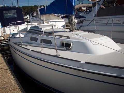 Oday 25 sailboat