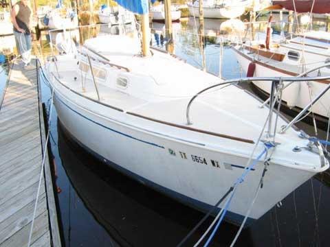 Oday 25, 1978 sailboat