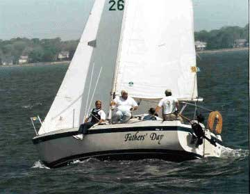 Oday 25 Sailboat For Sale