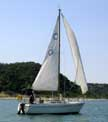 1976 Oday 25 sailboats