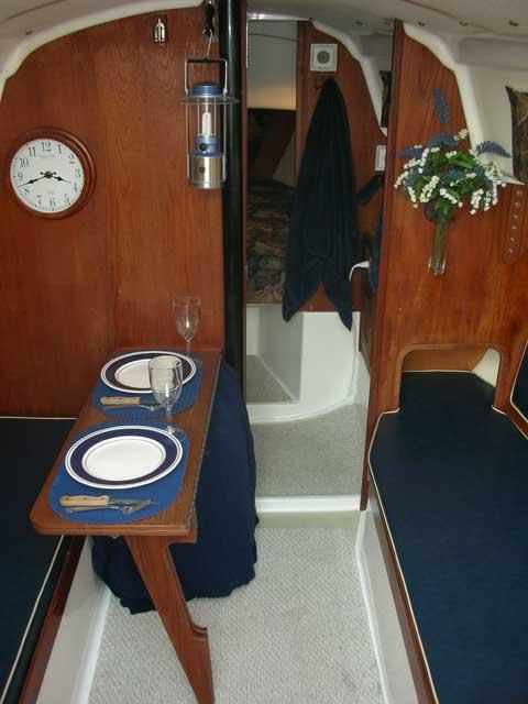 Oday 27 sailboat
