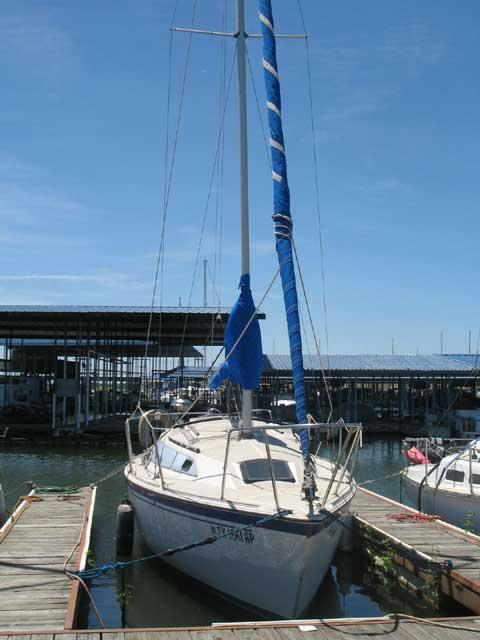 O'Day 27 LE, 1986 sailboat