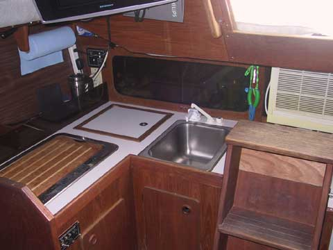 Oday 272 Sailboat For Sale