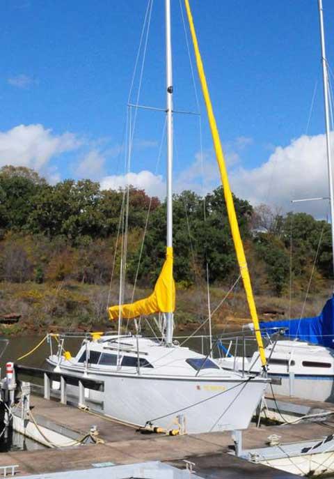 Oday 272LE sailboat