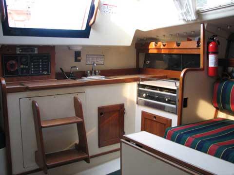 Oday 28 sailboat