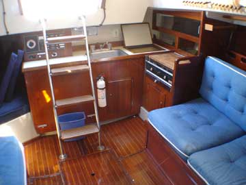 Oday 28 Sailboat For Sale Used Sailboats