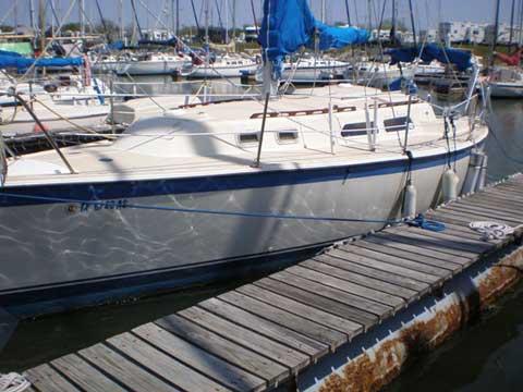 O'Day 30, Sloop Centerboard 1979 sailboat