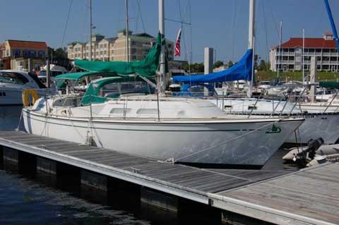 O'Day 32.2, 1976 sailboat