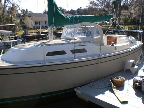 O'Day 32, 1976 sailboat