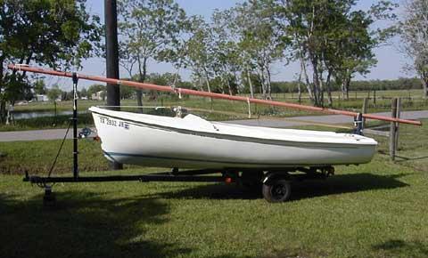 Oday Javelin sailboat