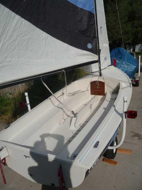 O'day Javelin, 1983 sailboat