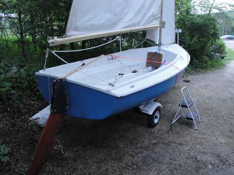 O'Day Javelin, 14', 1973 sailboat