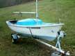 1969 Oday Ospray sailboat