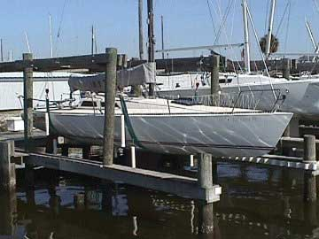 Olson 30 Sailboat For Sale