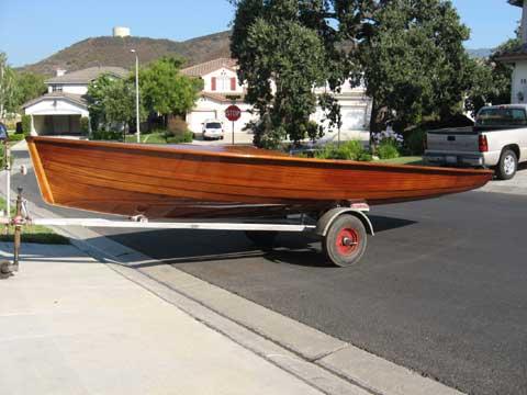 Osprey sailboat