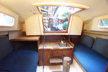 Paceship 23 Sailboat For Sale Used Sailboats