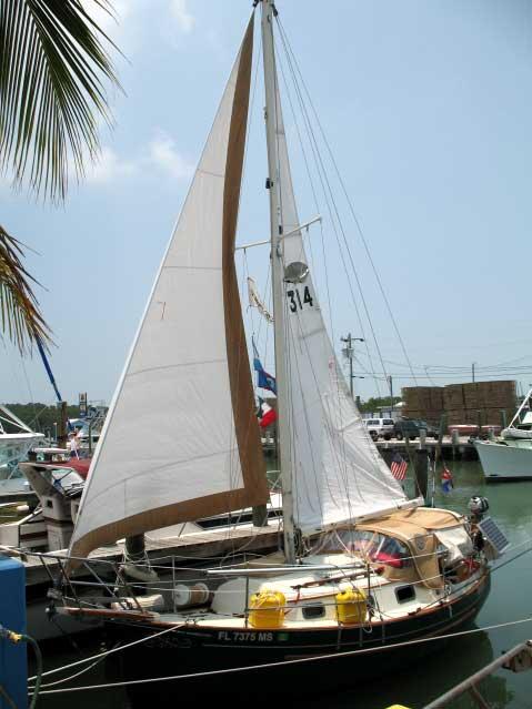 Pacific Seacraft Flicka