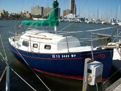 Pacific Seacraft Flicka 23