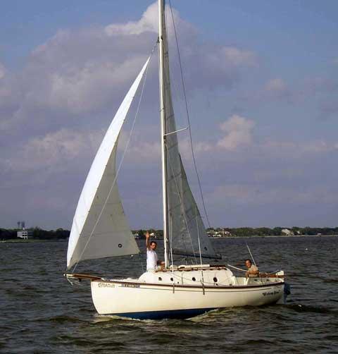 Nor Star Flicka 24 sailboat