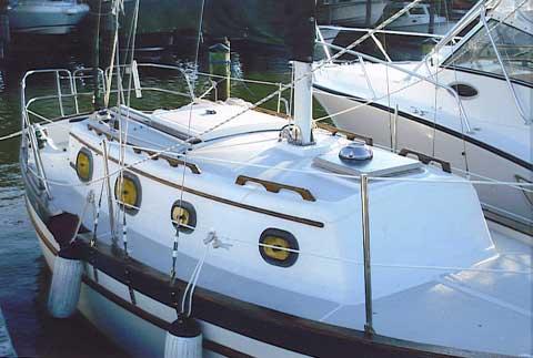 Pacific Seacraft, Dana, 24 ft, 1985 sailboat