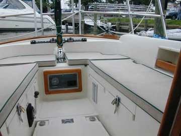 1996 Pacific Seacraft Dana 24