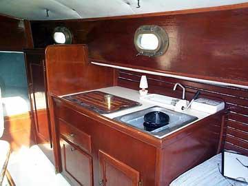 1977 Pacific Seacraft 25 MkII sailboat