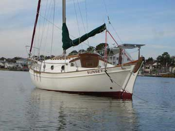 1977 Pacific Seacraft 25 MKII