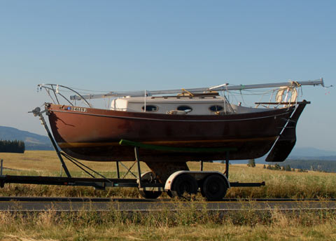 Pacific Seacraft 25 Sailboat For Sale