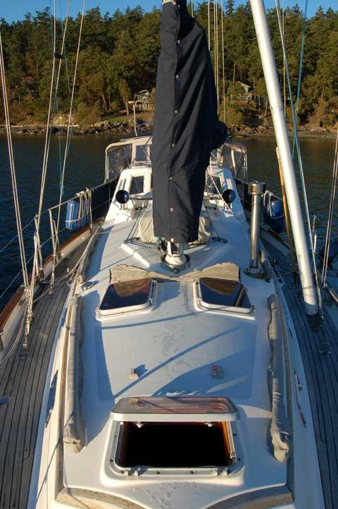 Passport 37 sailboat