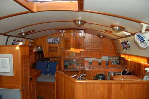 Passport 37 Sailboat For Sale